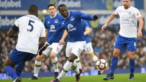 Romelu Lukaku, Everton - Leicester City 07.01.2017