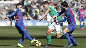 Real Betis - Barcelona 29.01.2016