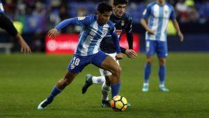 Роберто Розалес, Малага 0:1 Эспаньол, 8 января 2018